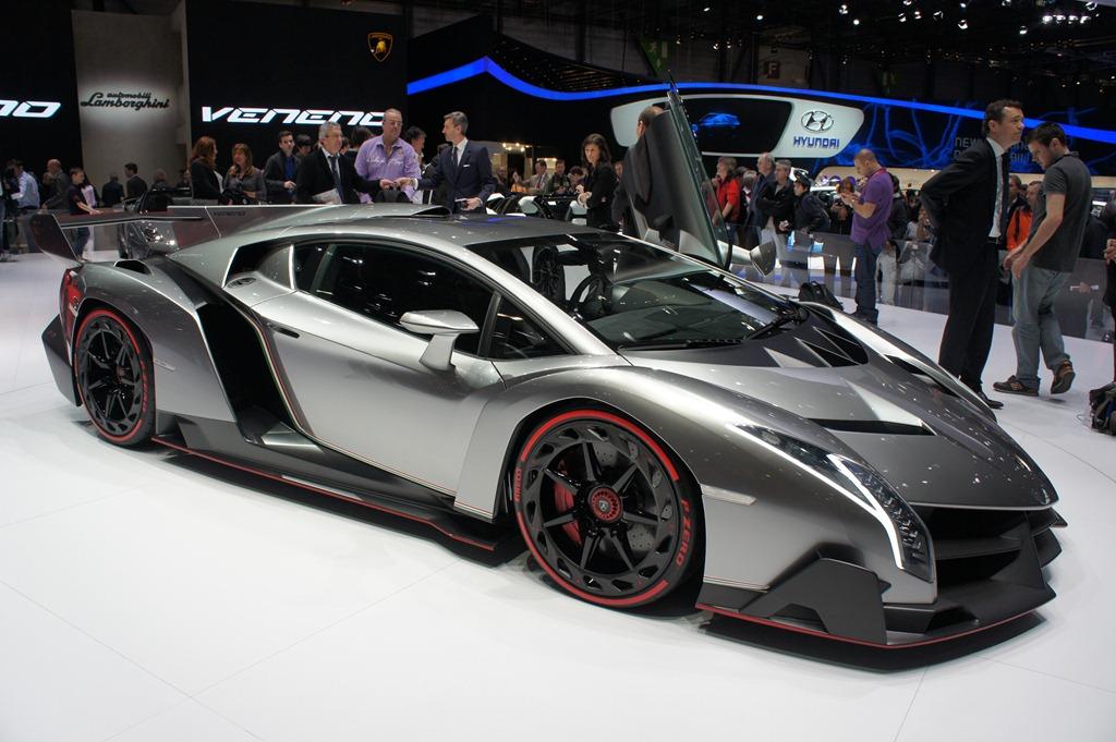 2017 Lamborghini Veneno Review