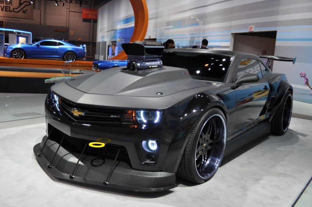2018 Chevrolet Camaro-1-2-3