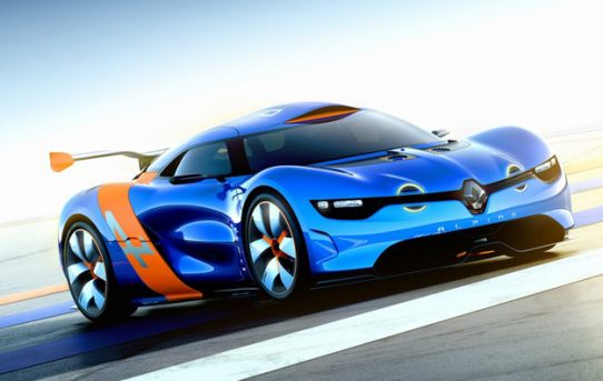 Alpine-Sports-Car