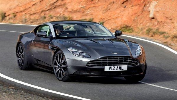 Aston Martin Db11 Volante 2018 Review Auto Moto Blog